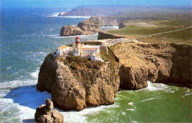 Farol de São Vicente - Fortaleza de Sagres